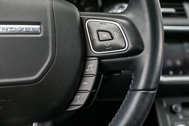 Used 2018 Land Rover Range Rover Evoque SE Premium for sale $35,928 at Gravity Autos Atlanta in Chamblee GA 30341 8