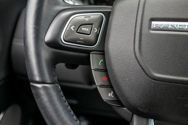 Used 2018 Land Rover Range Rover Evoque SE Premium for sale $35,928 at Gravity Autos Atlanta in Chamblee GA 30341 9