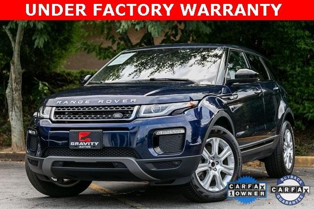 Used 2018 Land Rover Range Rover Evoque SE Premium for sale $35,928 at Gravity Autos Atlanta in Chamblee GA 30341 1