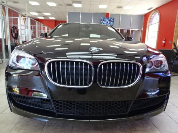 Used 2014 BMW 7 Series 740i for sale Sold at Gravity Autos in Roswell GA 30076 2