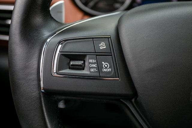 Used 2017 Maserati Levante S for sale $48,485 at Gravity Autos Atlanta in Chamblee GA 30341 10