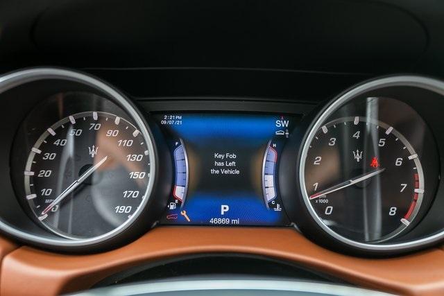 Used 2017 Maserati Levante S for sale $48,485 at Gravity Autos Atlanta in Chamblee GA 30341 15