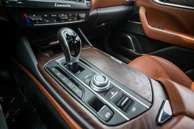 Used 2017 Maserati Levante S for sale $48,485 at Gravity Autos Atlanta in Chamblee GA 30341 16