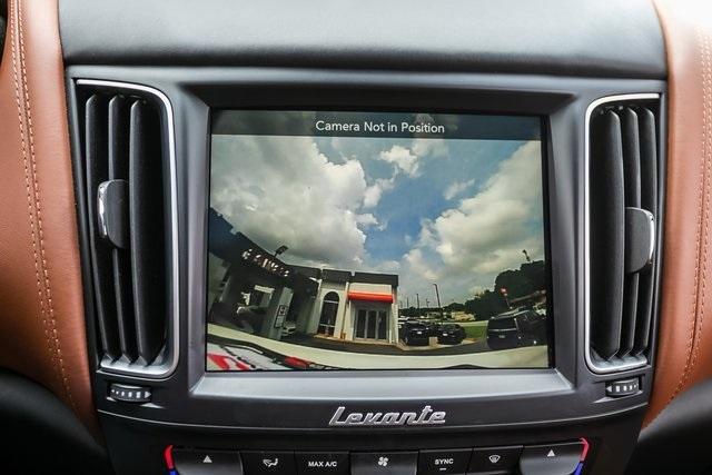 Used 2017 Maserati Levante S for sale $48,485 at Gravity Autos Atlanta in Chamblee GA 30341 22