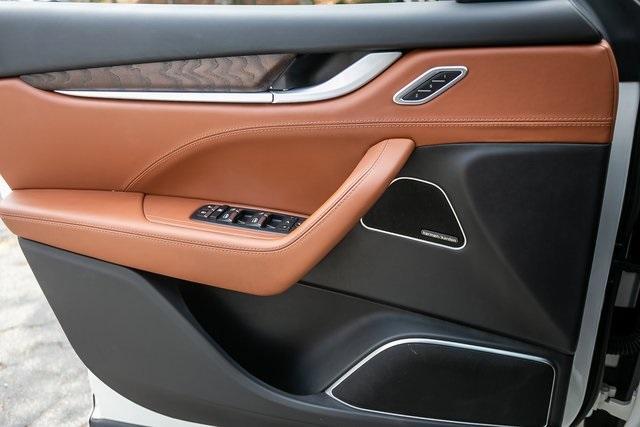 Used 2017 Maserati Levante S for sale $48,485 at Gravity Autos Atlanta in Chamblee GA 30341 24