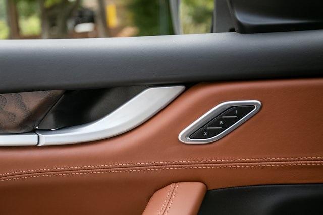 Used 2017 Maserati Levante S for sale $48,485 at Gravity Autos Atlanta in Chamblee GA 30341 25