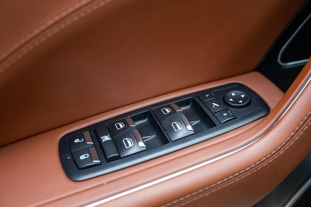 Used 2017 Maserati Levante S for sale $48,485 at Gravity Autos Atlanta in Chamblee GA 30341 26