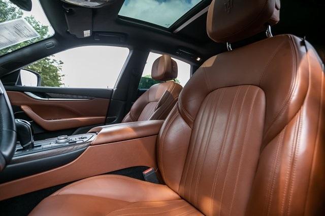Used 2017 Maserati Levante S for sale $48,485 at Gravity Autos Atlanta in Chamblee GA 30341 30