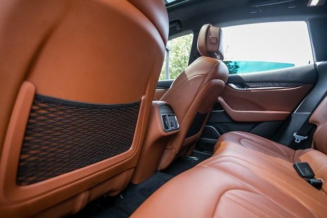 Used 2017 Maserati Levante S for sale $48,485 at Gravity Autos Atlanta in Chamblee GA 30341 33