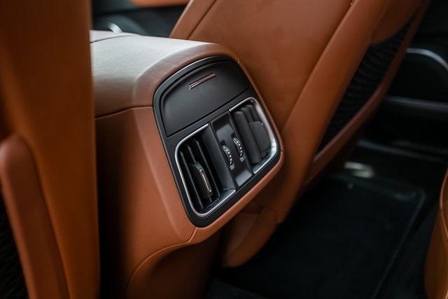 Used 2017 Maserati Levante S for sale $48,485 at Gravity Autos Atlanta in Chamblee GA 30341 34