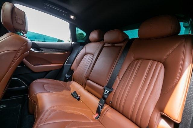 Used 2017 Maserati Levante S for sale $48,485 at Gravity Autos Atlanta in Chamblee GA 30341 36