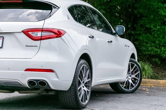 Used 2017 Maserati Levante S for sale $48,485 at Gravity Autos Atlanta in Chamblee GA 30341 41