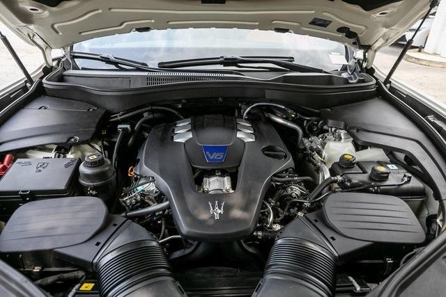 Used 2017 Maserati Levante S for sale $48,485 at Gravity Autos Atlanta in Chamblee GA 30341 44