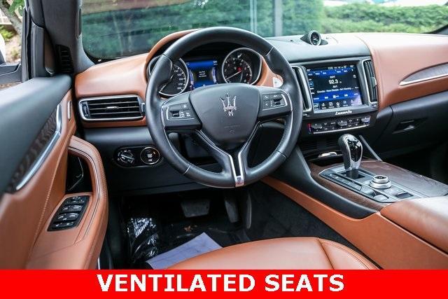 Used 2017 Maserati Levante S for sale $48,485 at Gravity Autos Atlanta in Chamblee GA 30341 5