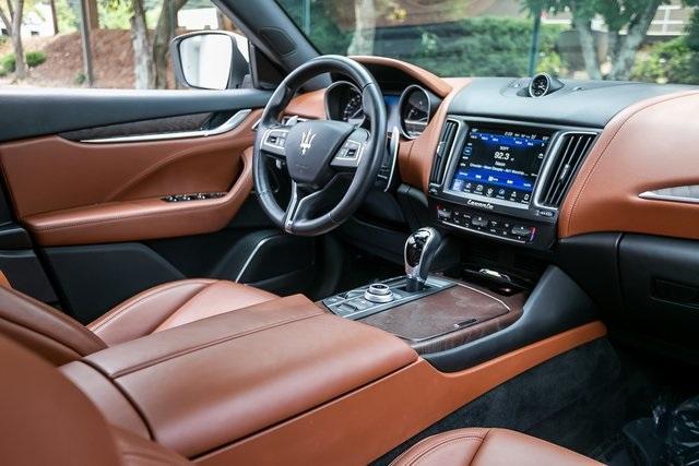Used 2017 Maserati Levante S for sale $48,485 at Gravity Autos Atlanta in Chamblee GA 30341 7
