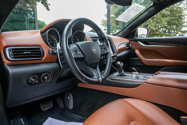 Used 2017 Maserati Levante S for sale $48,485 at Gravity Autos Atlanta in Chamblee GA 30341 8