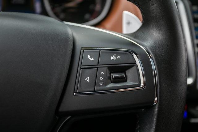 Used 2017 Maserati Levante S for sale $48,485 at Gravity Autos Atlanta in Chamblee GA 30341 9