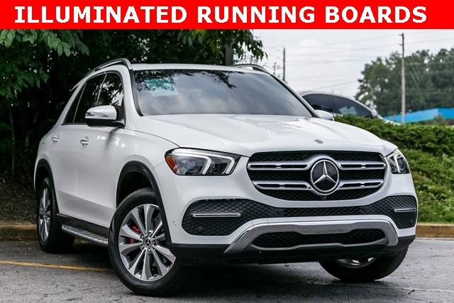 Used 2020 Mercedes-Benz GLE GLE 350 for sale $56,499 at Gravity Autos Atlanta in Chamblee GA 30341 3