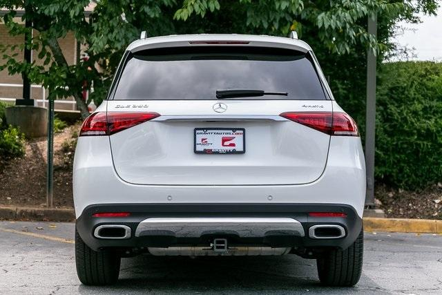 Used 2020 Mercedes-Benz GLE GLE 350 for sale $56,499 at Gravity Autos Atlanta in Chamblee GA 30341 46