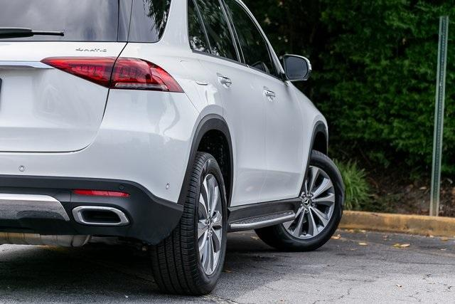 Used 2020 Mercedes-Benz GLE GLE 350 for sale $56,499 at Gravity Autos Atlanta in Chamblee GA 30341 49