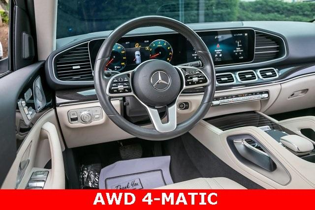 Used 2020 Mercedes-Benz GLE GLE 350 for sale $56,499 at Gravity Autos Atlanta in Chamblee GA 30341 5
