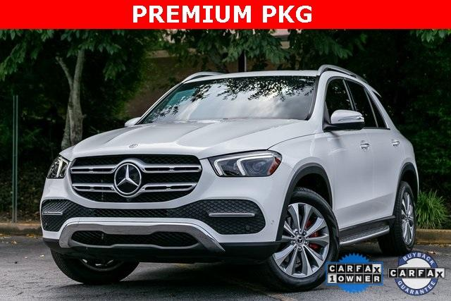 Used 2020 Mercedes-Benz GLE GLE 350 for sale $56,499 at Gravity Autos Atlanta in Chamblee GA 30341 1