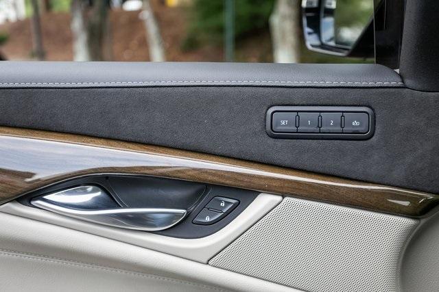 Used 2019 Cadillac Escalade ESV Premium for sale $69,495 at Gravity Autos Atlanta in Chamblee GA 30341 22