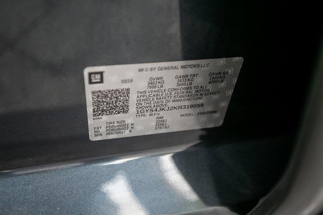 Used 2019 Cadillac Escalade ESV Premium for sale $69,495 at Gravity Autos Atlanta in Chamblee GA 30341 25