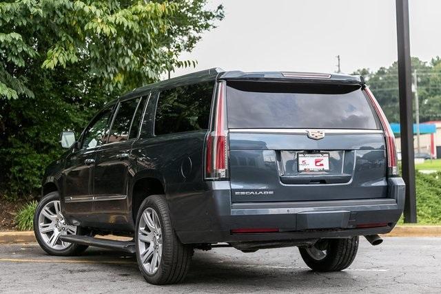 Used 2019 Cadillac Escalade ESV Premium for sale $69,495 at Gravity Autos Atlanta in Chamblee GA 30341 35
