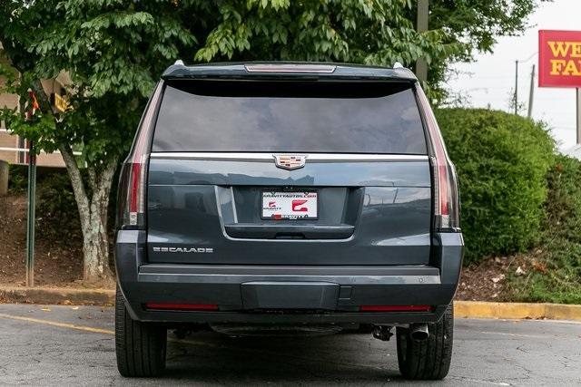 Used 2019 Cadillac Escalade ESV Premium for sale $69,495 at Gravity Autos Atlanta in Chamblee GA 30341 36