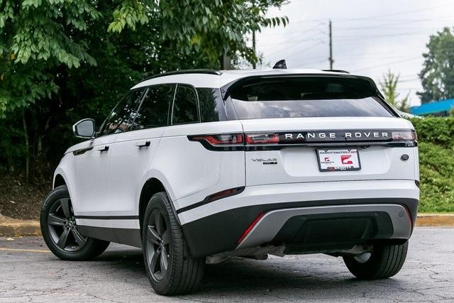 Used 2018 Land Rover Range Rover Velar D180 S for sale Sold at Gravity Autos Atlanta in Chamblee GA 30341 40