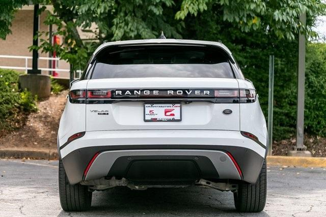 Used 2018 Land Rover Range Rover Velar D180 S for sale Sold at Gravity Autos Atlanta in Chamblee GA 30341 41