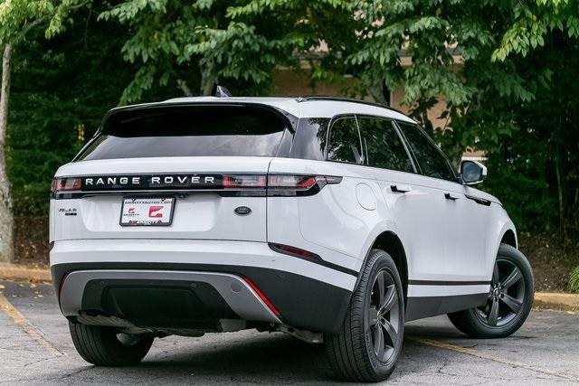Used 2018 Land Rover Range Rover Velar D180 S for sale Sold at Gravity Autos Atlanta in Chamblee GA 30341 43