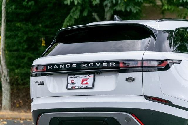 Used 2018 Land Rover Range Rover Velar D180 S for sale Sold at Gravity Autos Atlanta in Chamblee GA 30341 45