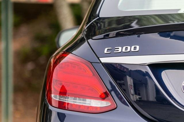 Used 2018 Mercedes-Benz C-Class C 300 for sale $29,795 at Gravity Autos Atlanta in Chamblee GA 30341 41