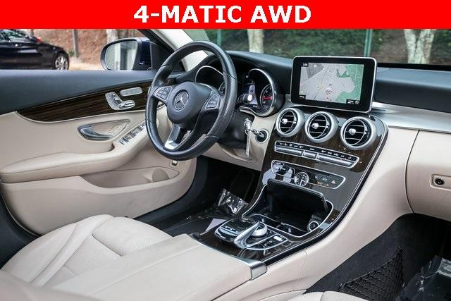 Used 2018 Mercedes-Benz C-Class C 300 for sale $29,795 at Gravity Autos Atlanta in Chamblee GA 30341 7