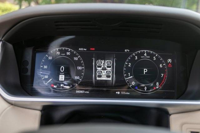 Used 2018 Land Rover Range Rover Sport HSE for sale $61,995 at Gravity Autos Atlanta in Chamblee GA 30341 13