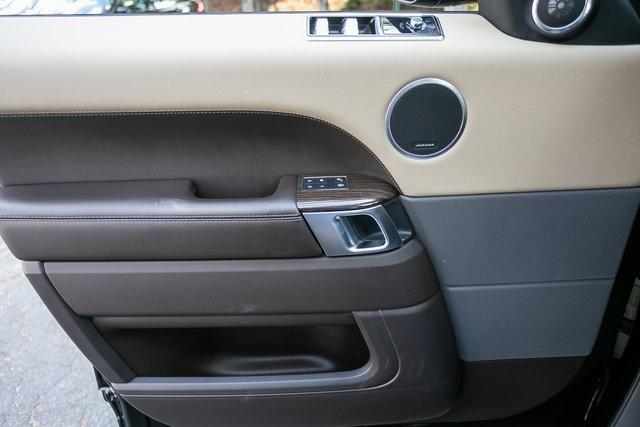 Used 2018 Land Rover Range Rover Sport HSE for sale $61,995 at Gravity Autos Atlanta in Chamblee GA 30341 22