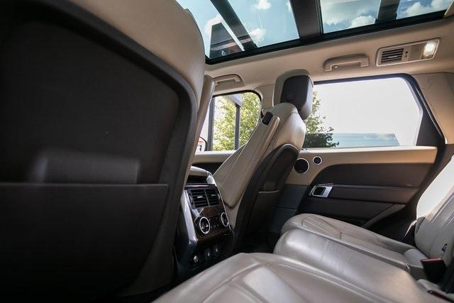 Used 2018 Land Rover Range Rover Sport HSE for sale $61,995 at Gravity Autos Atlanta in Chamblee GA 30341 29