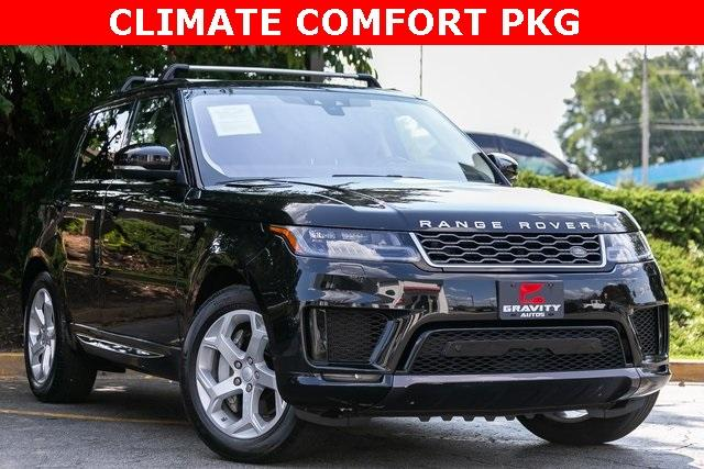 Used 2018 Land Rover Range Rover Sport HSE for sale $61,995 at Gravity Autos Atlanta in Chamblee GA 30341 3