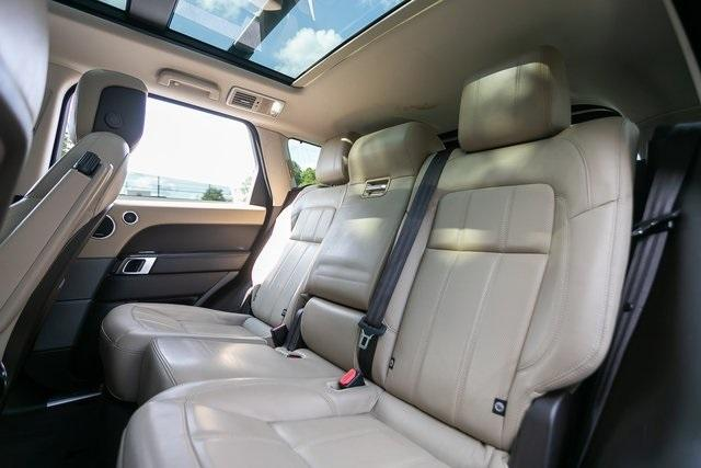 Used 2018 Land Rover Range Rover Sport HSE for sale $61,995 at Gravity Autos Atlanta in Chamblee GA 30341 32