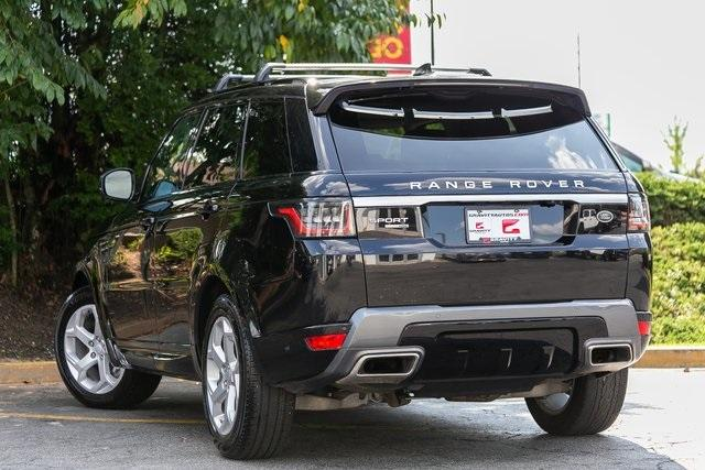 Used 2018 Land Rover Range Rover Sport HSE for sale $61,995 at Gravity Autos Atlanta in Chamblee GA 30341 33
