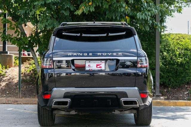 Used 2018 Land Rover Range Rover Sport HSE for sale $61,995 at Gravity Autos Atlanta in Chamblee GA 30341 34