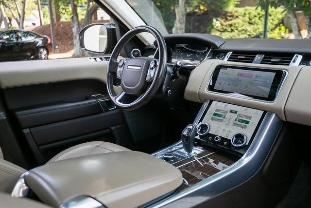 Used 2018 Land Rover Range Rover Sport HSE for sale $61,995 at Gravity Autos Atlanta in Chamblee GA 30341 6