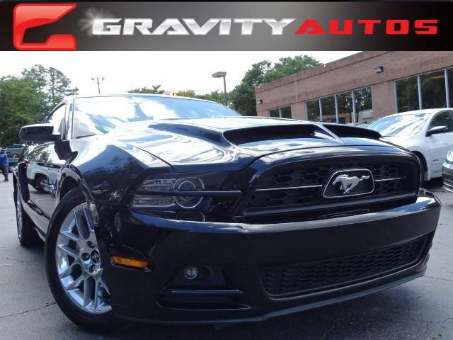 Used 2013 Ford Mustang V6 Premium for sale Sold at Gravity Autos in Roswell GA 30076 1