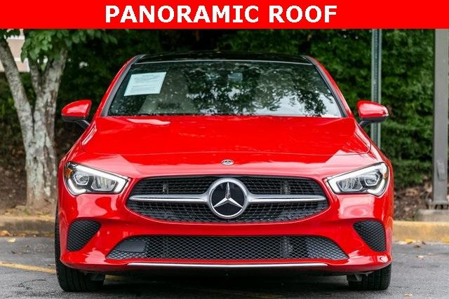 Used 2020 Mercedes-Benz CLA CLA 250 for sale $41,689 at Gravity Autos Atlanta in Chamblee GA 30341 2