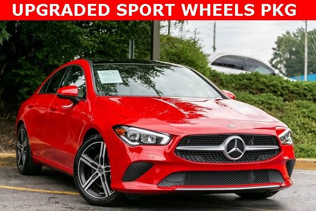 Used 2020 Mercedes-Benz CLA CLA 250 for sale $41,689 at Gravity Autos Atlanta in Chamblee GA 30341 3