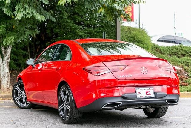 Used 2020 Mercedes-Benz CLA CLA 250 for sale $41,689 at Gravity Autos Atlanta in Chamblee GA 30341 42