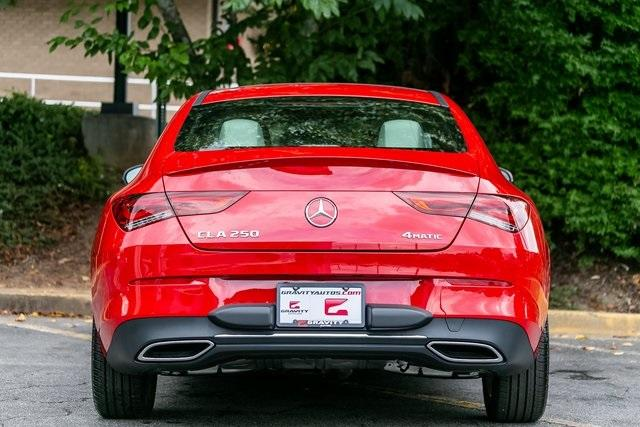 Used 2020 Mercedes-Benz CLA CLA 250 for sale $41,689 at Gravity Autos Atlanta in Chamblee GA 30341 43