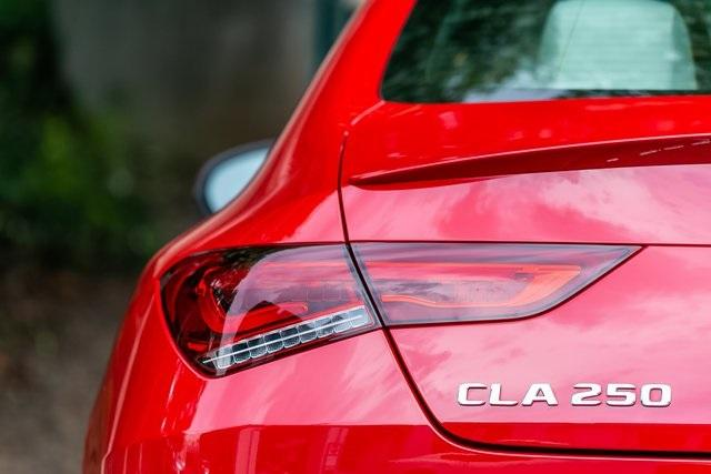 Used 2020 Mercedes-Benz CLA CLA 250 for sale $41,689 at Gravity Autos Atlanta in Chamblee GA 30341 44
